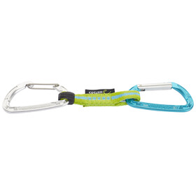 Edelrid Pure Slim Wire Set 12 cm oasis-icemint